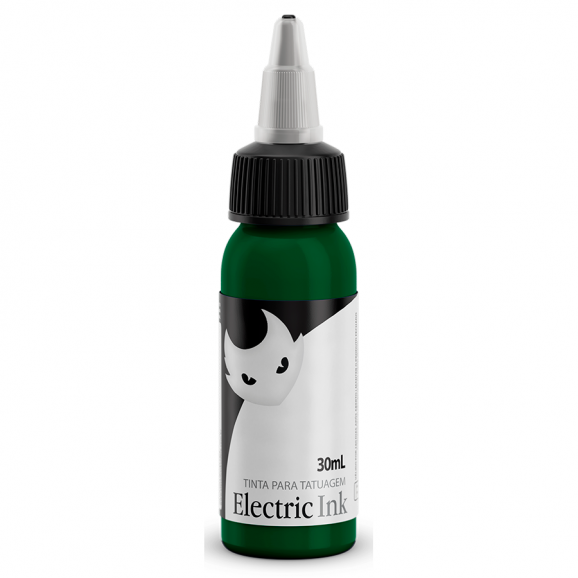 Electric Verde Bandeira - 30ml