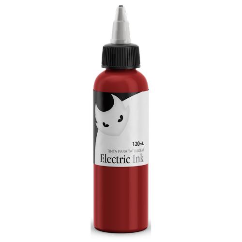 Electric Vermelho Bombeiro - 120ml