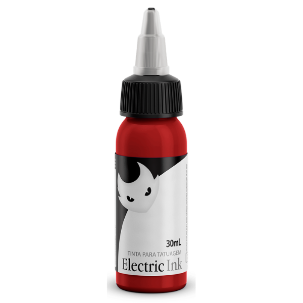 Electric Vermelho Bombeiro - 30ml