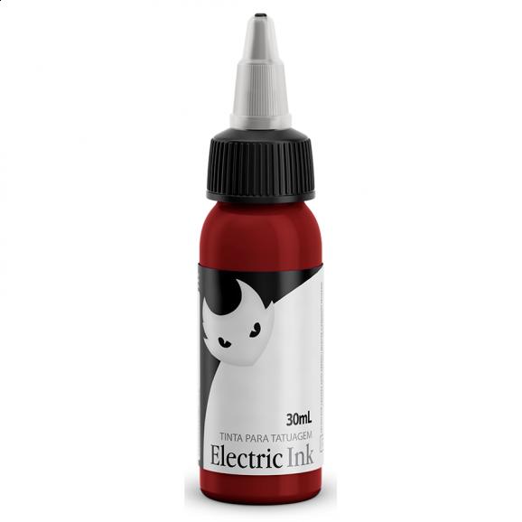 Electric Vermelho Cereja - 30ml