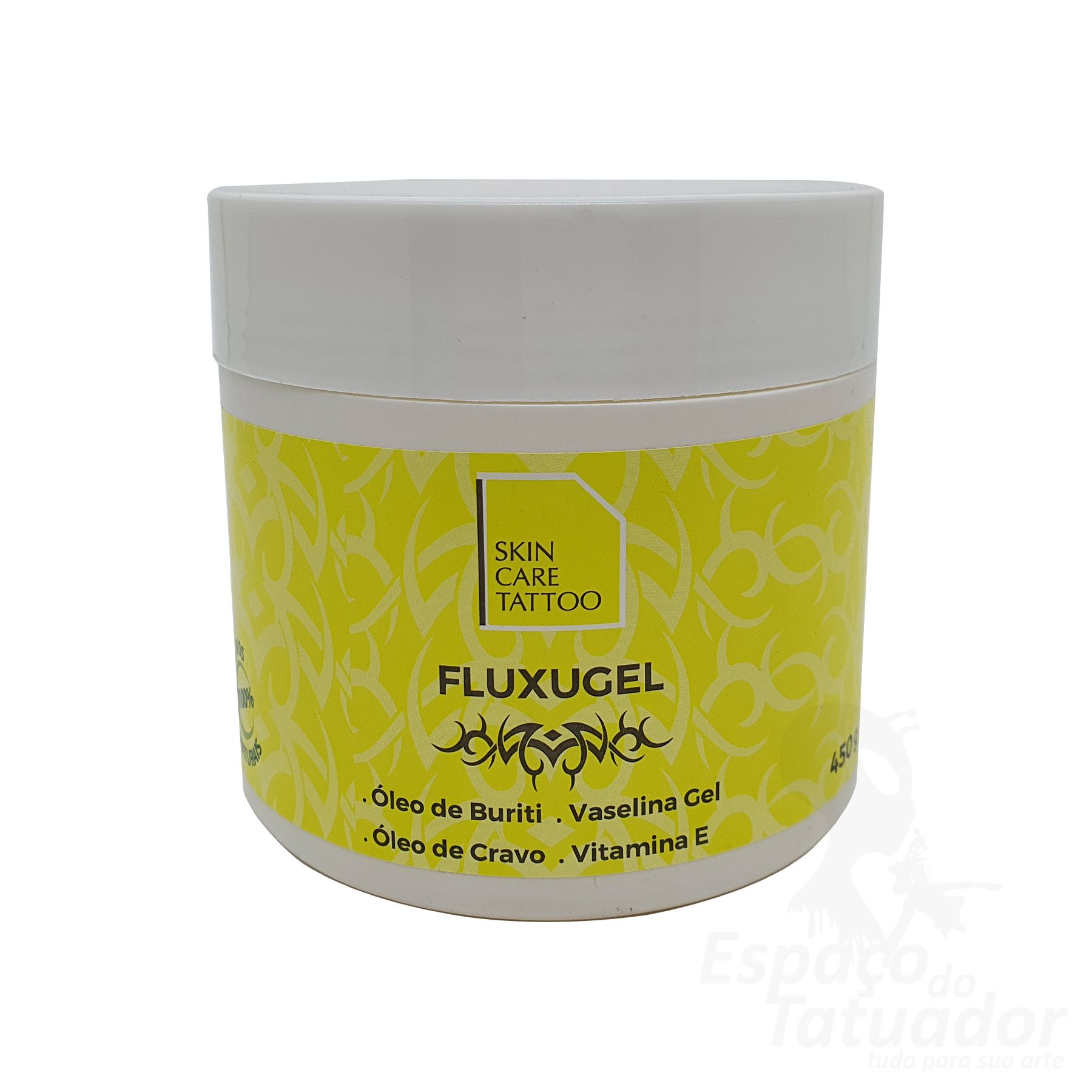 Fluxugel Skin Care 450g