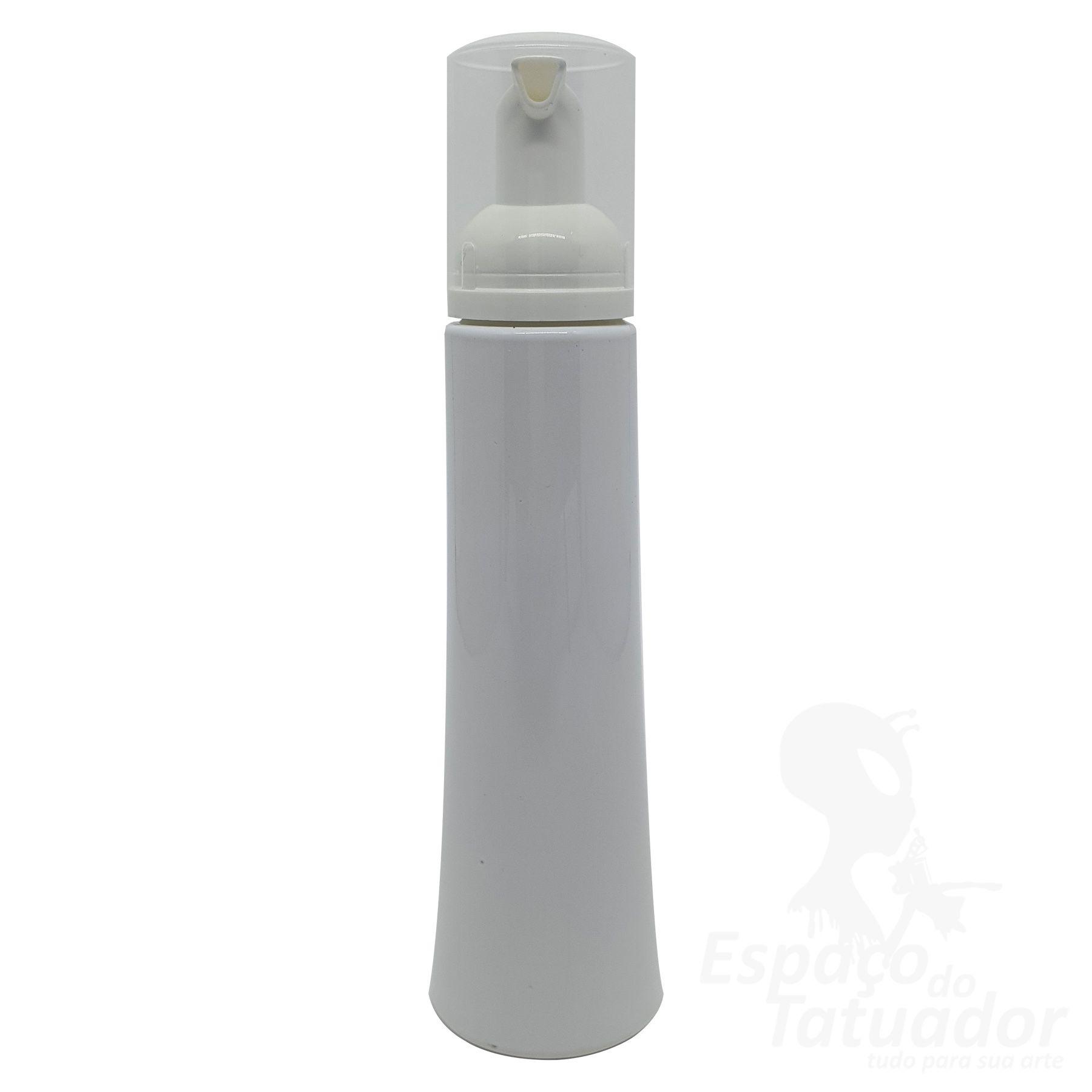 Frasco Espumador Para Clean Tattoo e Outros Líquidos - 200ml
