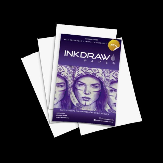 Inkdraw Paper A4 - 50 Folhas