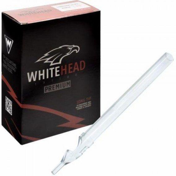 Long TIP White Head Premium - RL 11 - 50 Unidades