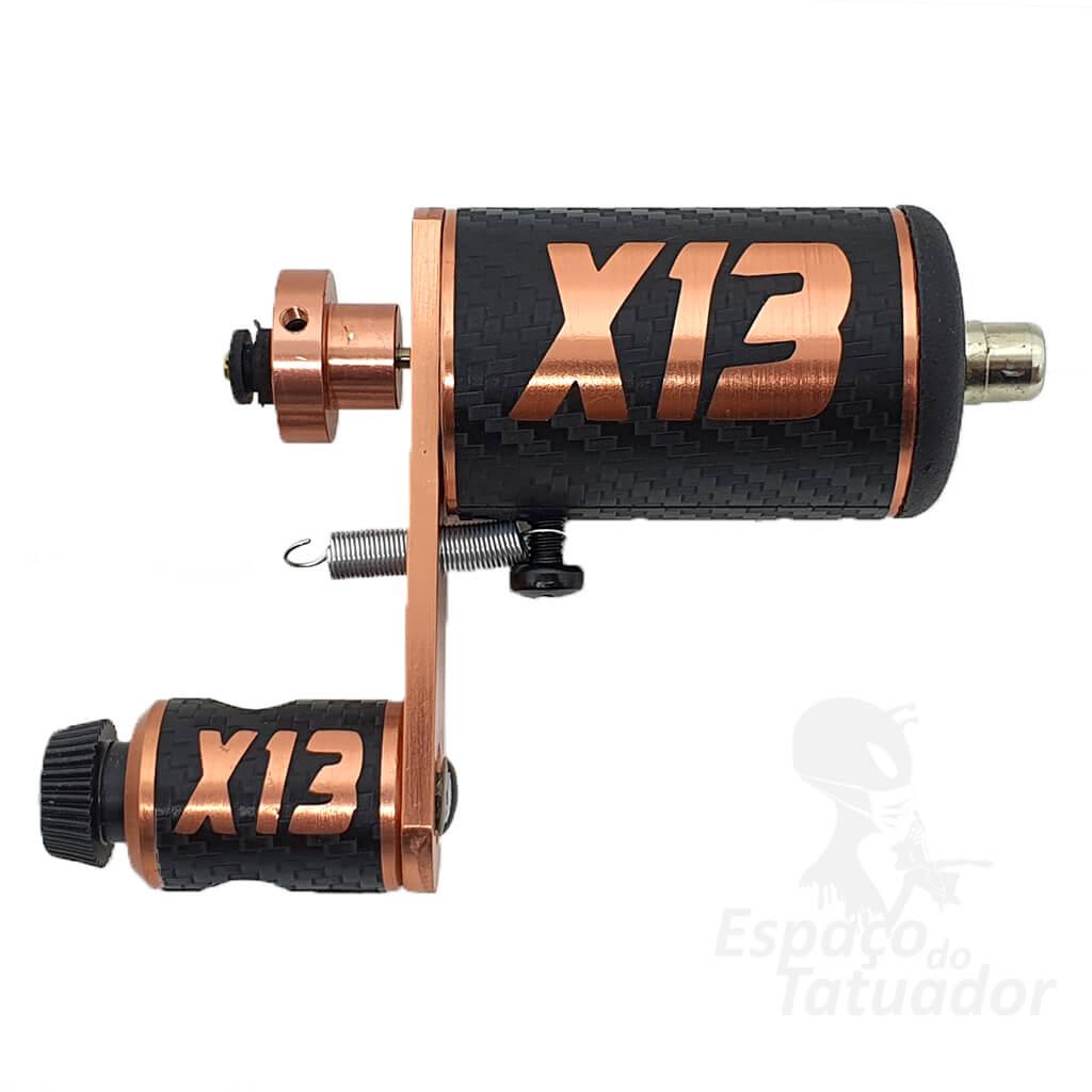 Máquina Rotativa Direct X13 Copper - Híbrida