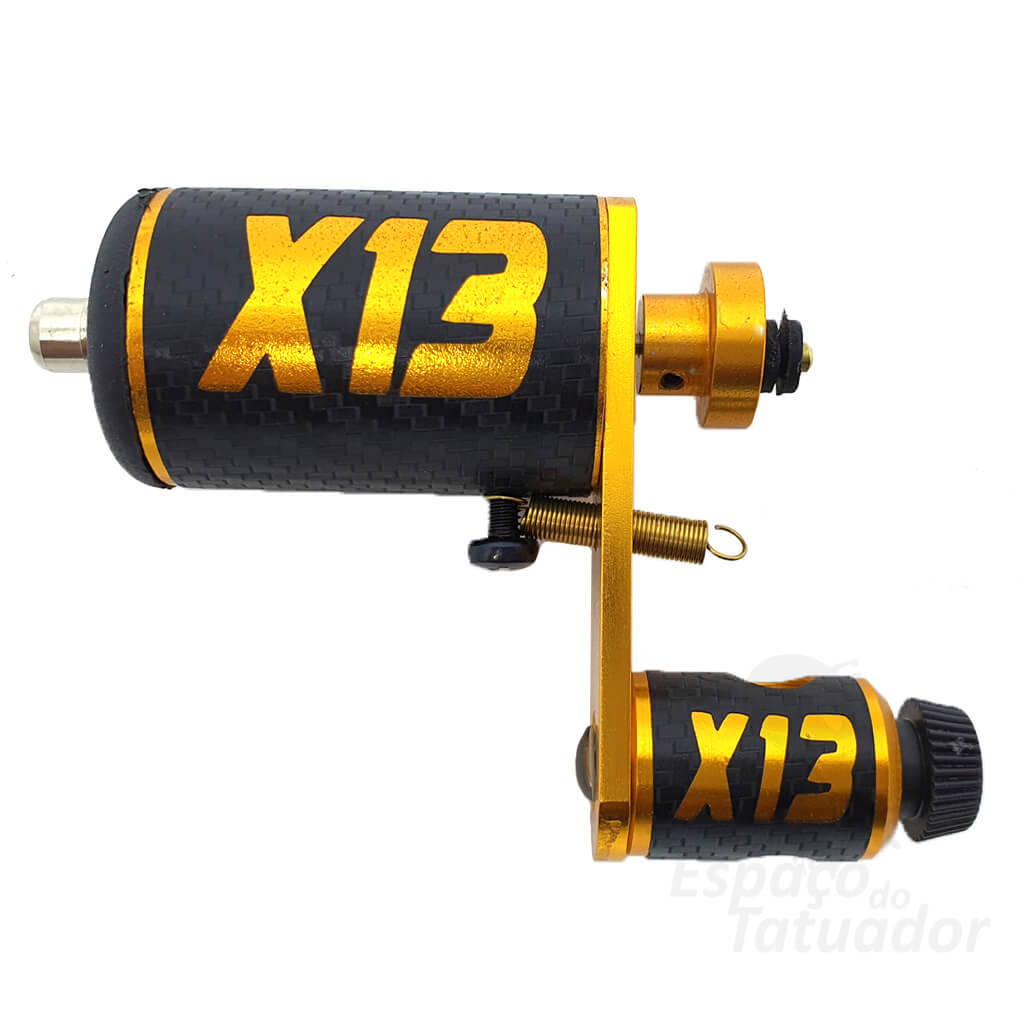 Máquina Rotativa Direct X13 Gold - Híbrida