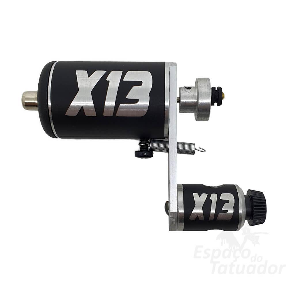 Máquina Rotativa Direct X13 Silver - Híbrida