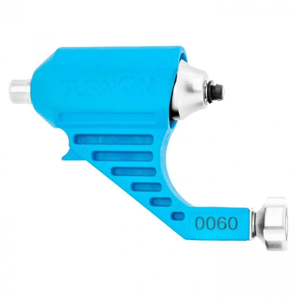 Máquina Rotativa Turn On- Custom - Azul Bebê