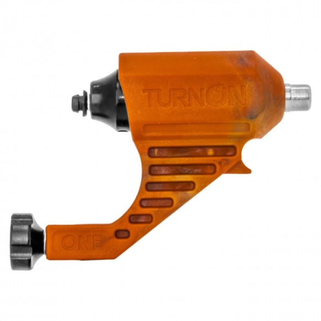 Máquina Rotativa Turn On- Custom - Ferrugem
