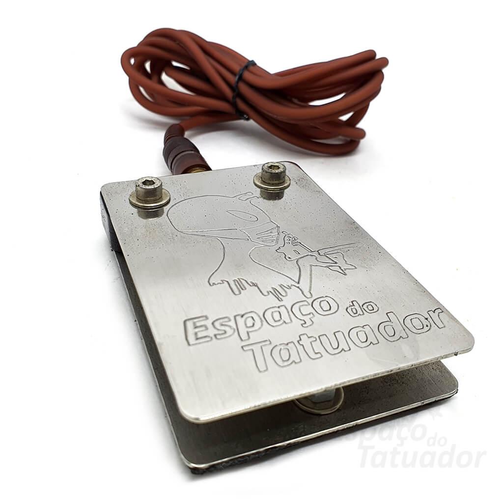 Pedal Espaço do Tatuador - Entrada RCA