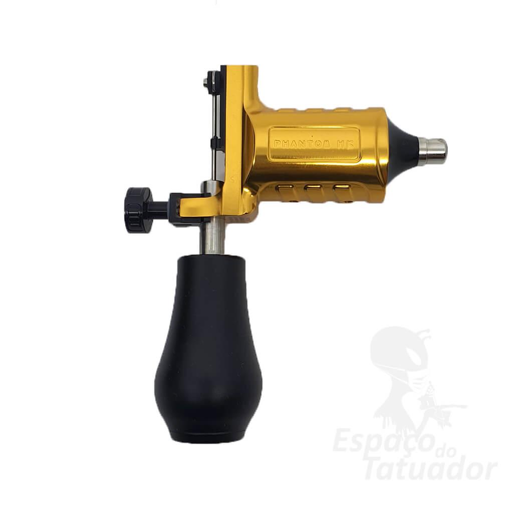 Máquina Rotativa Swiss Phantom HK - Gold