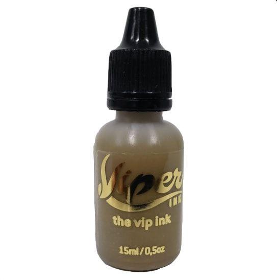 Pigmento Para Micropigmentação Viper Ink 15ml - Tom de Pele 8