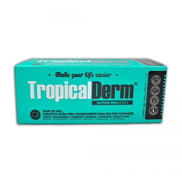 Tropicalderm FIilme Fix Pro - Rolo - 15cm x 10m