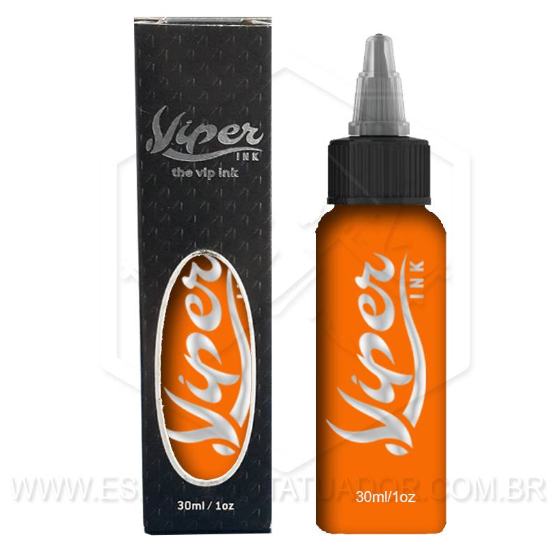 Viper Ink - Laranja Orgânica 30ml