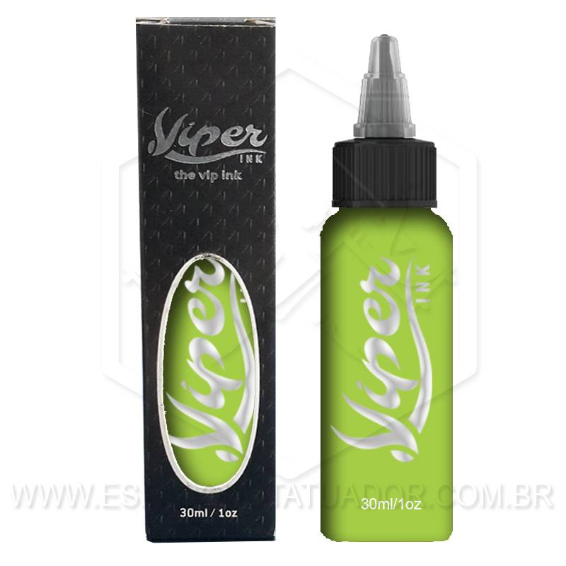 Viper Ink - Lime Green 30ml