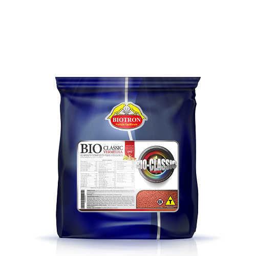 Bio Classic Biotron Vermelha 1 Kg