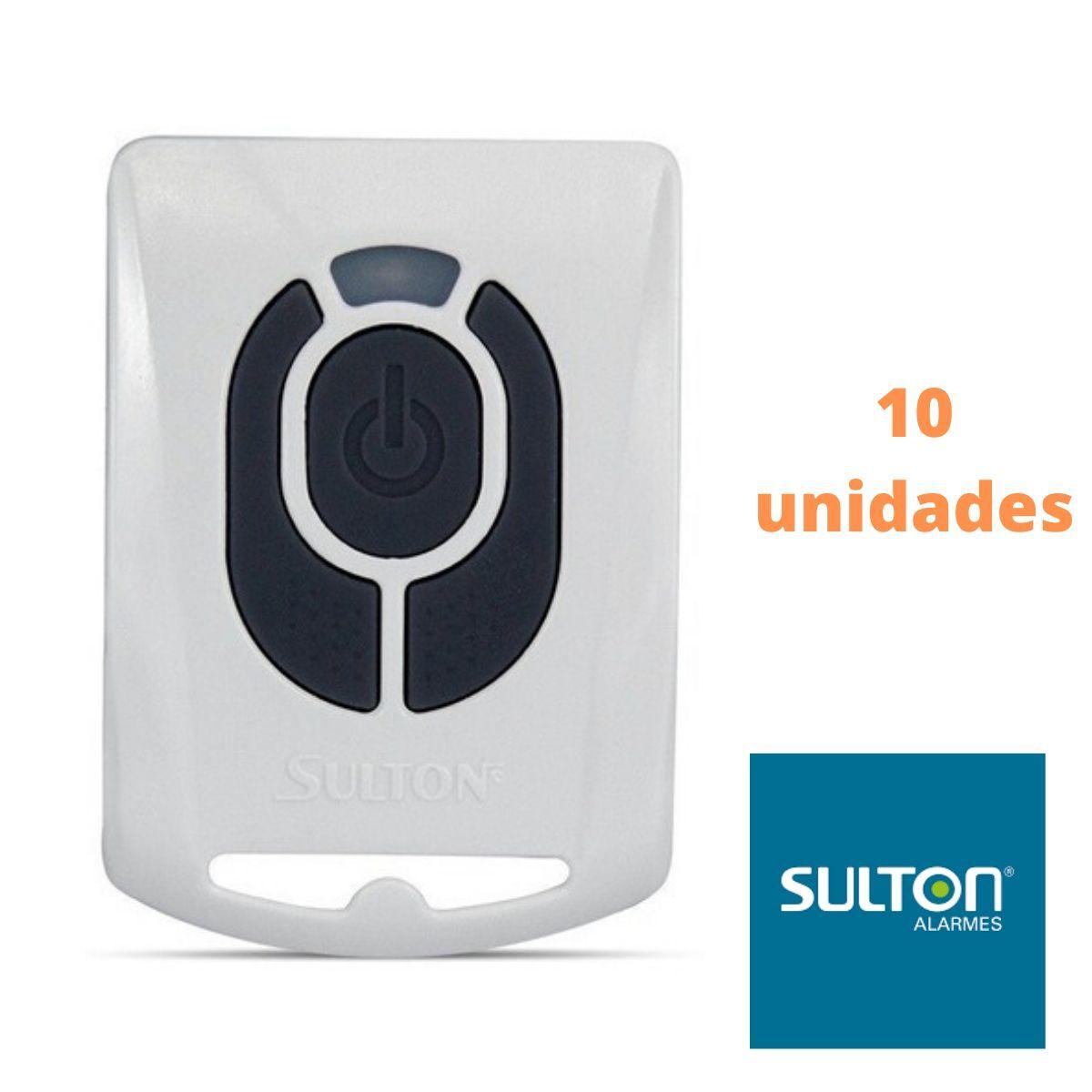 10 CONTROLES BLINDADOS RESISTENTE A ÁGUA SULTON