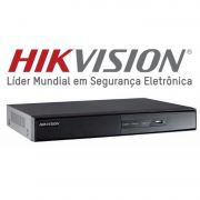 DVR STAND ALONE 1MP 16 CANAIS HIKVISION