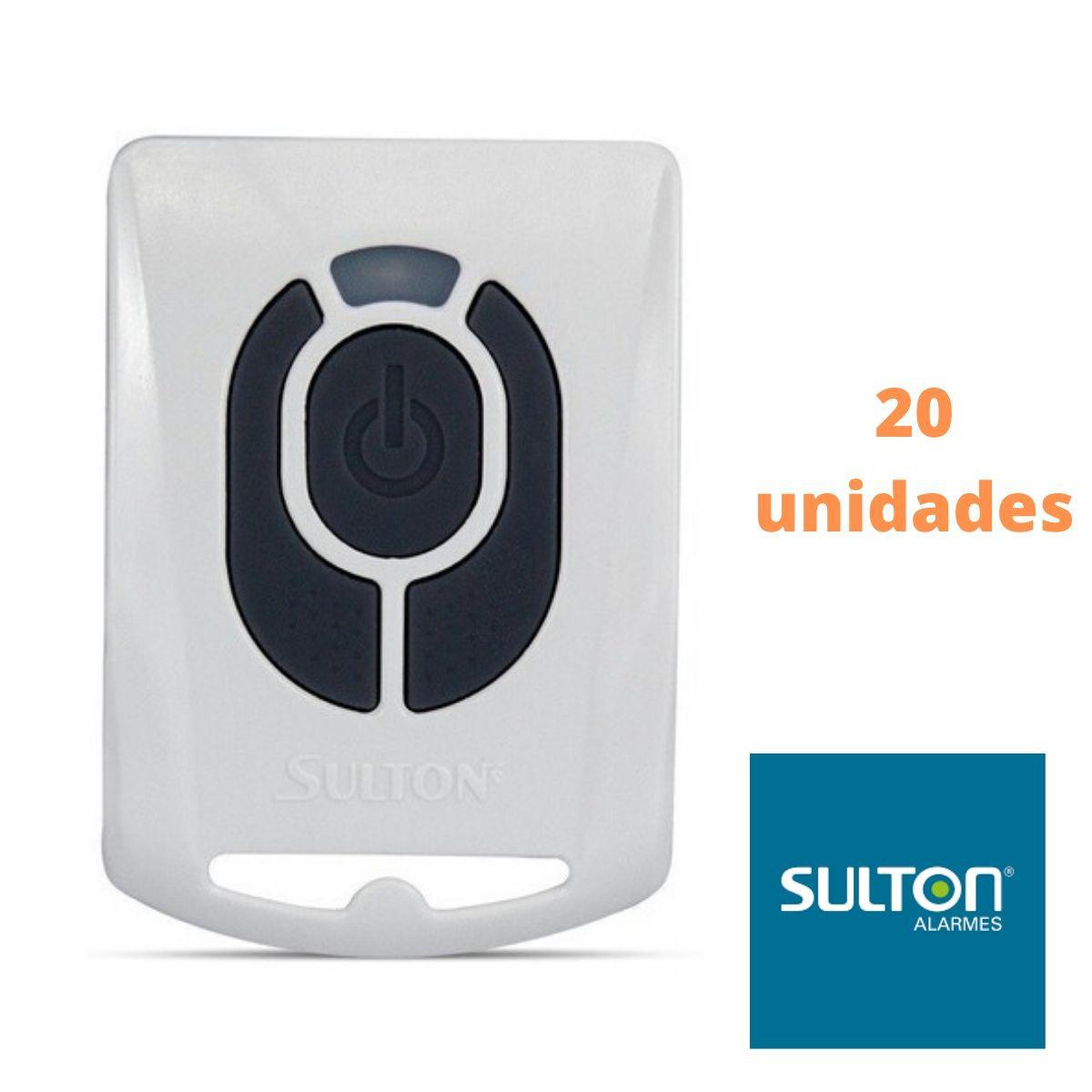 20 CONTROLES BLINDADOS RESISTENTE A ÁGUA SULTON