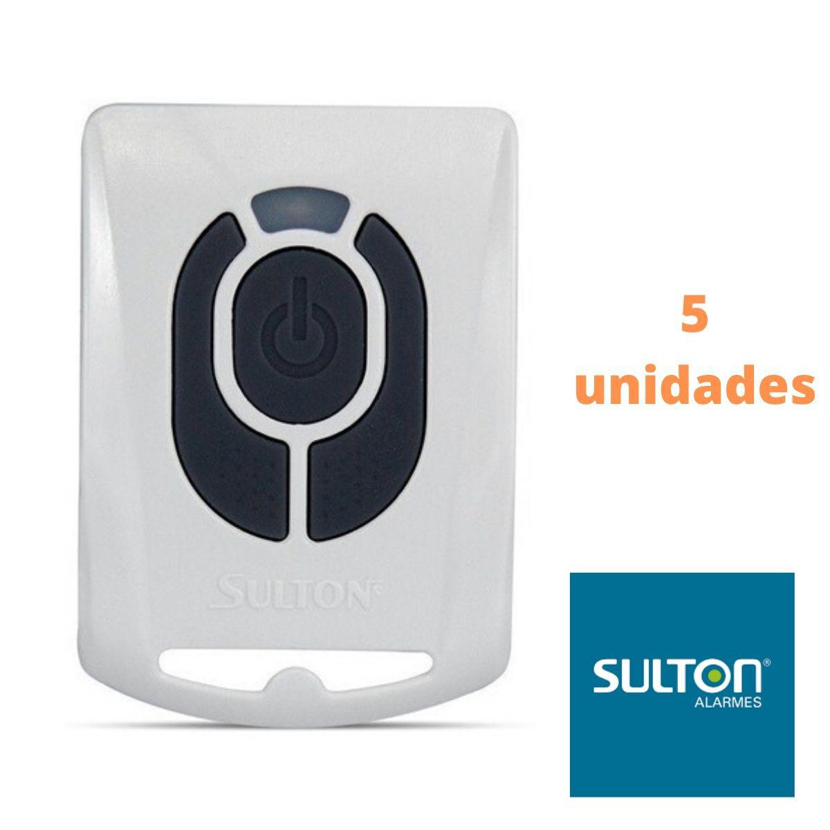 5 CONTROLES BLINDADOS RESISTENTE A ÁGUA SULTON