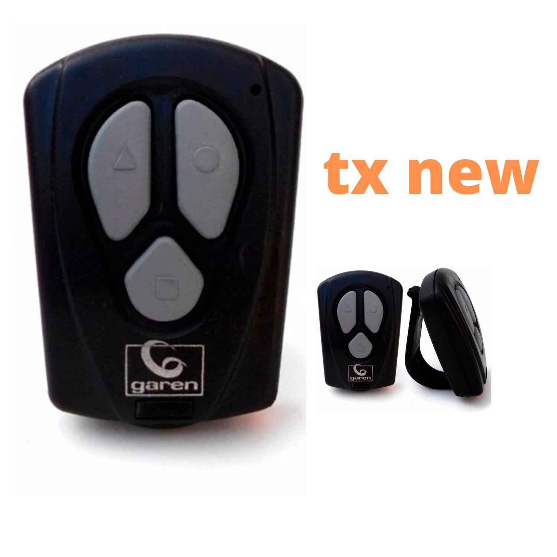 CONTROLE GAREN TX NEW