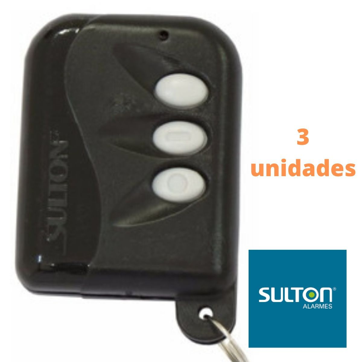 CONTROLE TCL SULTON  3 unidades
