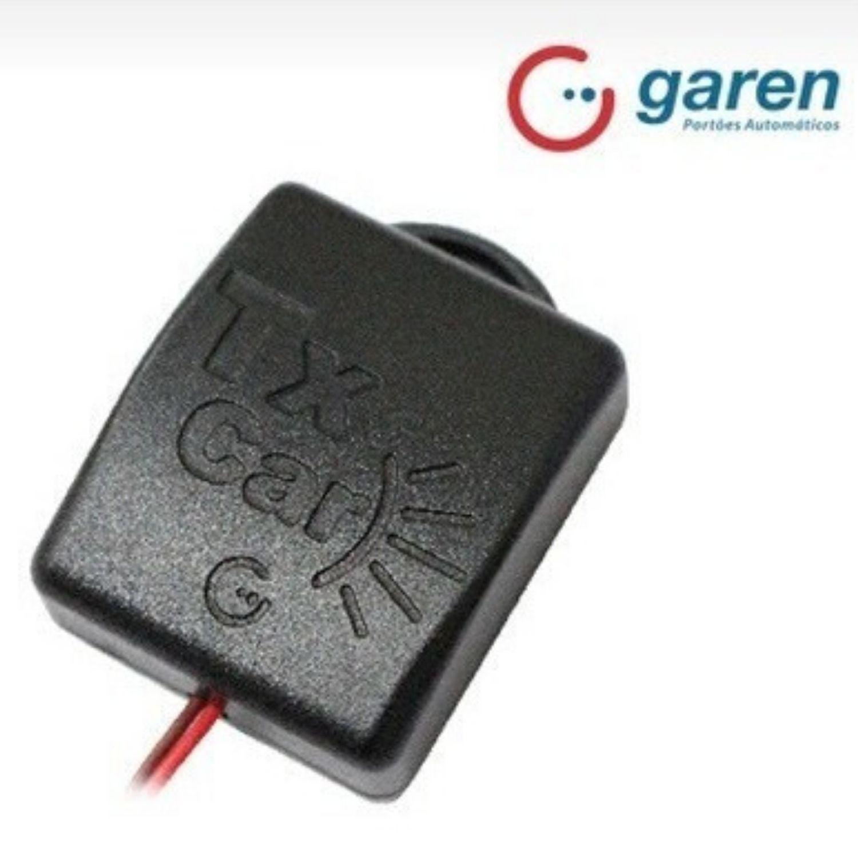 CONTROLE TX CAR GAREN
