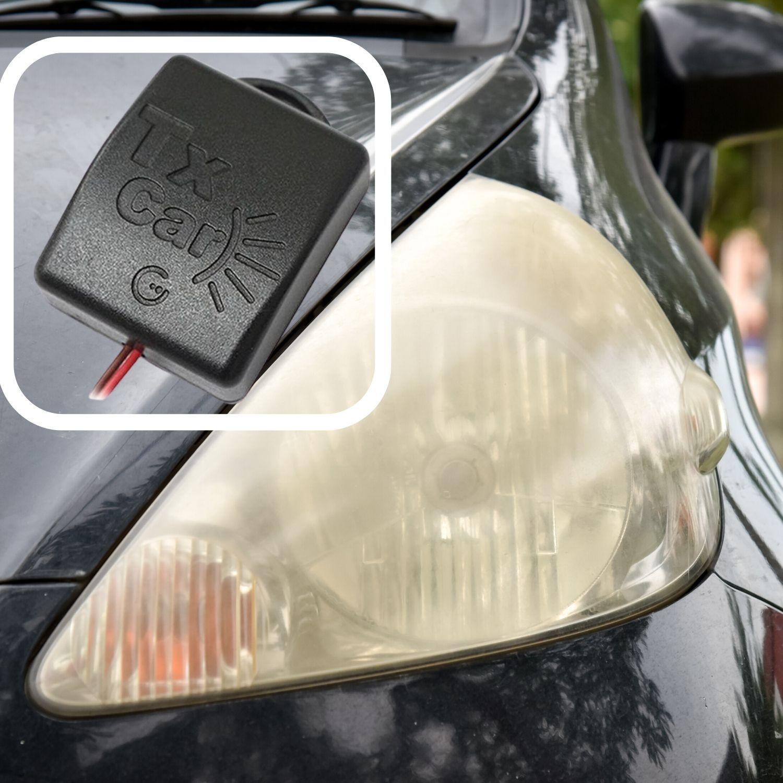 CONTROLE TX CAR GAREN  5 UNIDADES