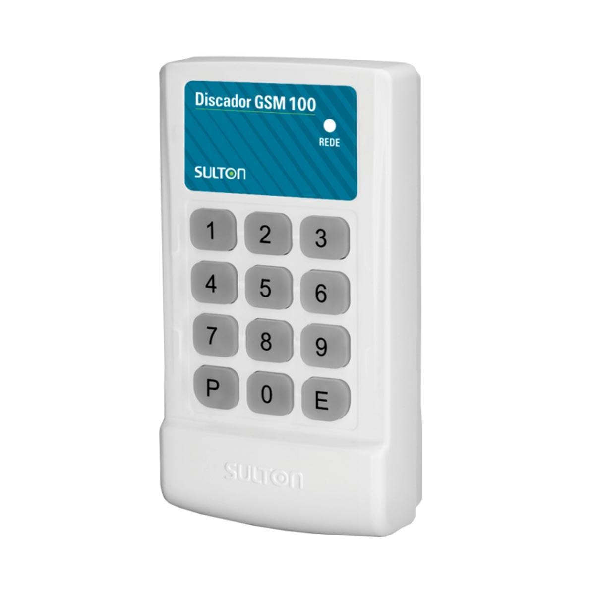 DISCADOR SULTON GSM 100