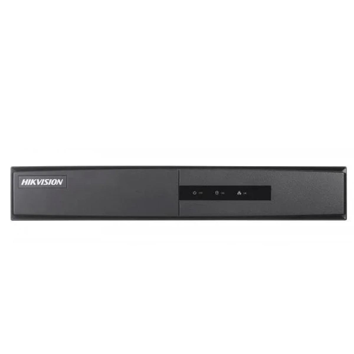 NVR STAND ALONE IP HIKVISION 8 CANAIS DS-7108NI-Q1/8P/M