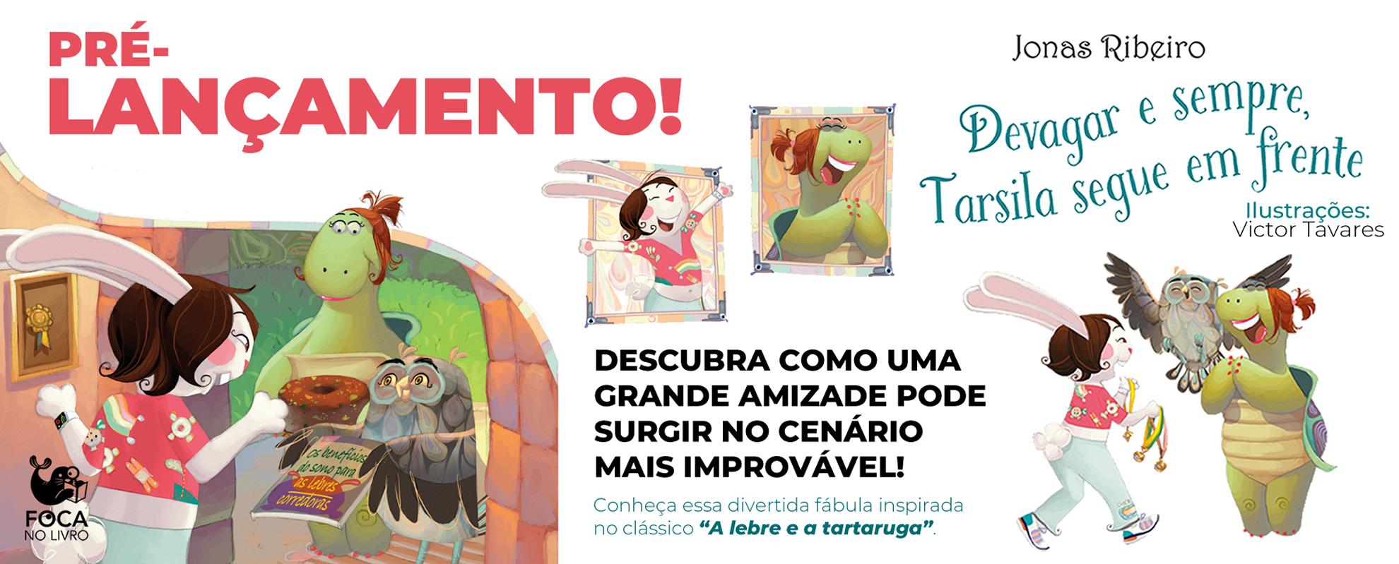 Livro Tarsila Pré-lançamento