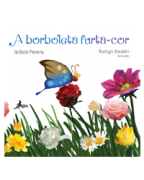 A borboleta furta-cor