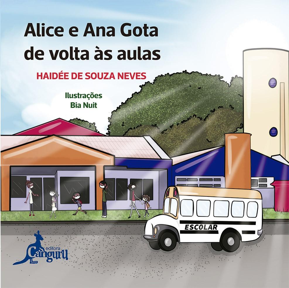 SMED - Alice e Ana Gota volta às aulas
