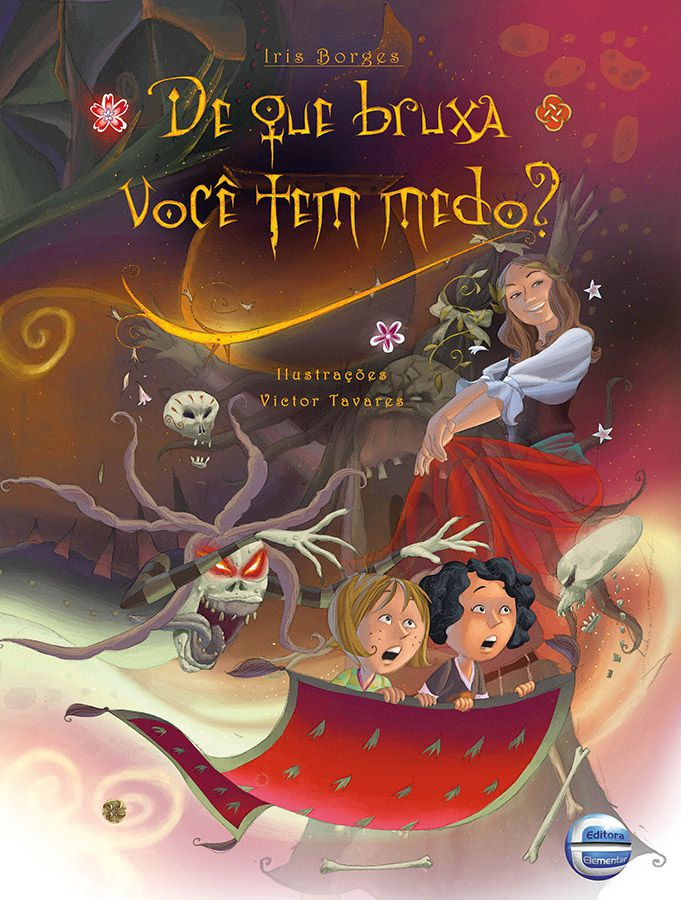 SMED - De que bruxa você tem medo?