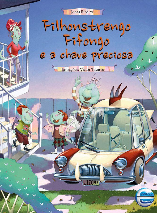 SMED - Filhonstrengo Fifongo e a chave preciosa