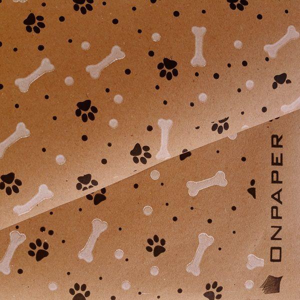 Kit Com 2 Unidades Ecopet Ecológico Jornal Para Cães e Gatos Bobina Com 60 cm de largura (40 metros de folha)  - Loja Onpaper