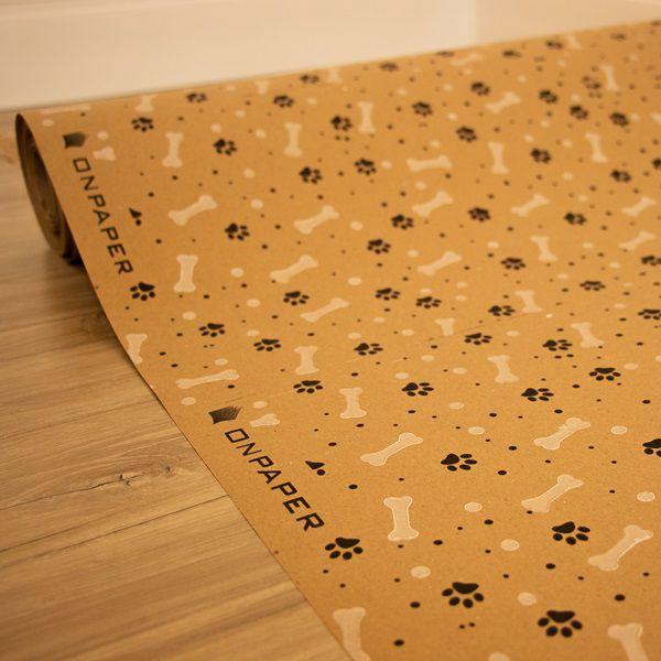 Ecopet Ecológico Jornal Para Cães e Gatos Bobina Com 60 cm de largura (40 metros de folha)  - Loja Onpaper