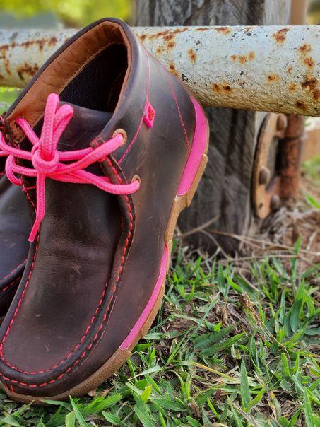 Destroyer Goyazes Tabaco com Pink 201001