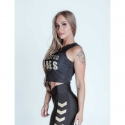 BLUSA CROPPED ATHLETIC VIBES