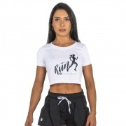 Blusa Cropped Run New Project
