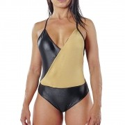 Body Basico Gold Black