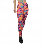 Calca Legging Collorful
