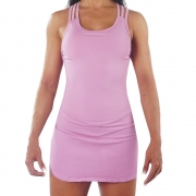 VESTIDO SHORT FATAL TRAINING