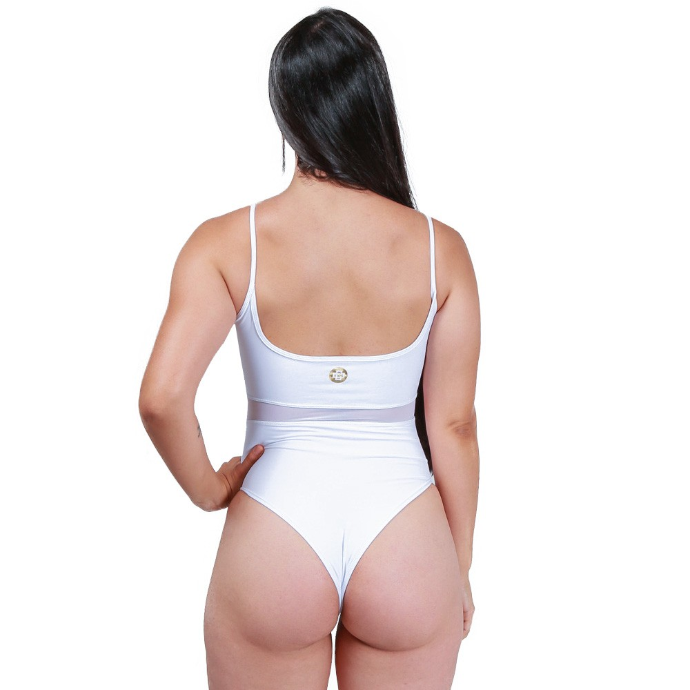 Body Basic Type - Branco