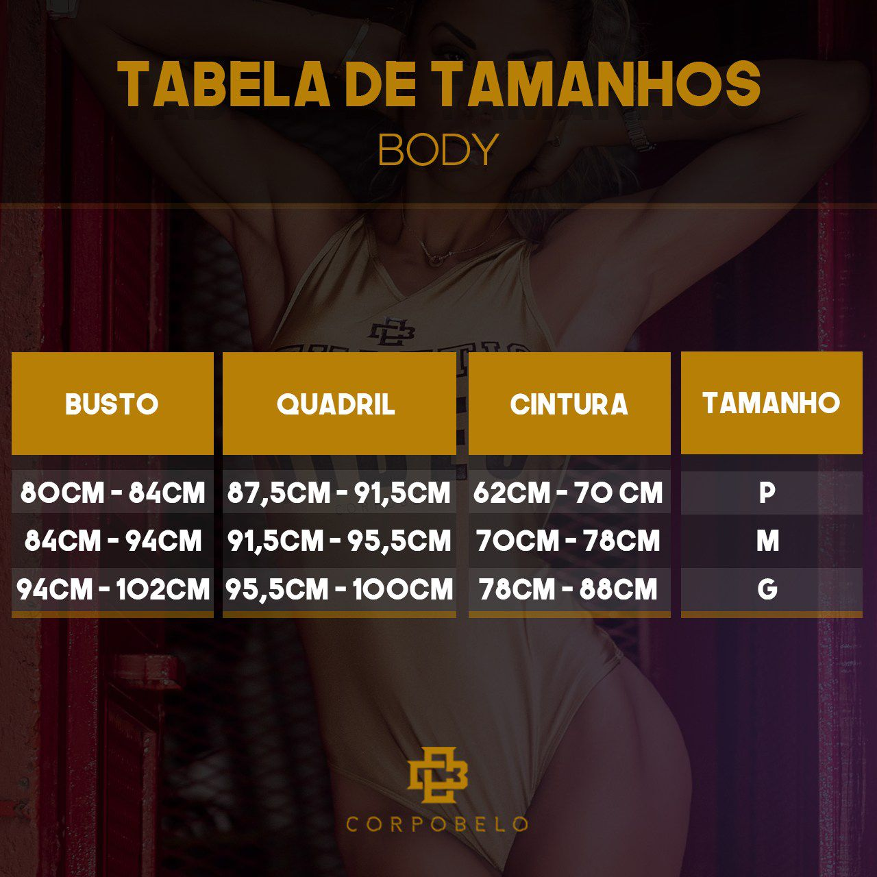 Body Basico Atletic Vibes