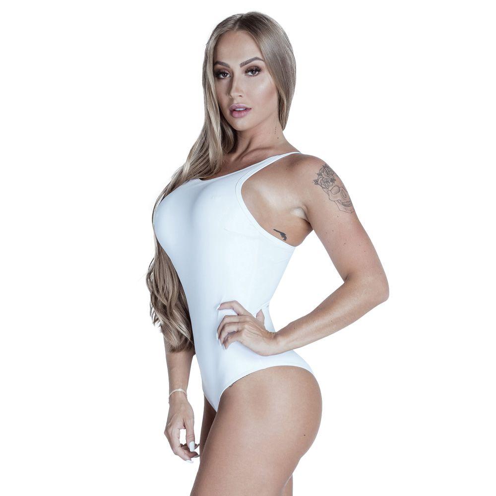 Body Basico Bariloche - Branco