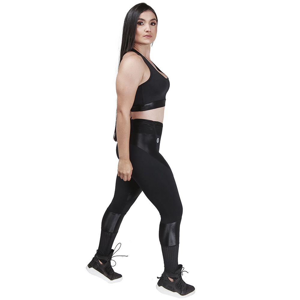 Calça Legging Dimension - Preto