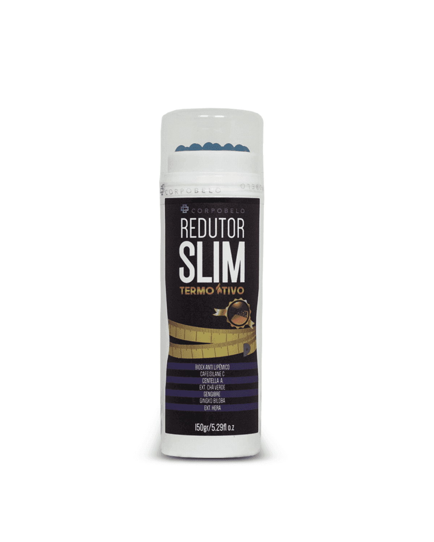 Gel Redutor Slim Corpo Belo