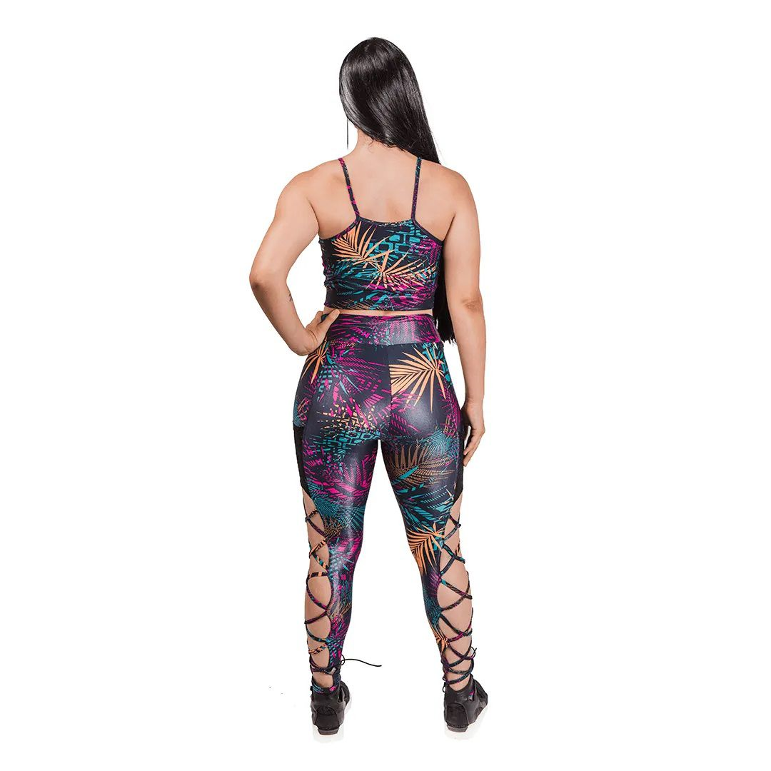Legging  Fitness Dance - Estampado