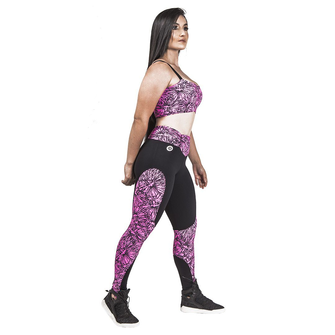 Legging Fitness Feeling - Estampado